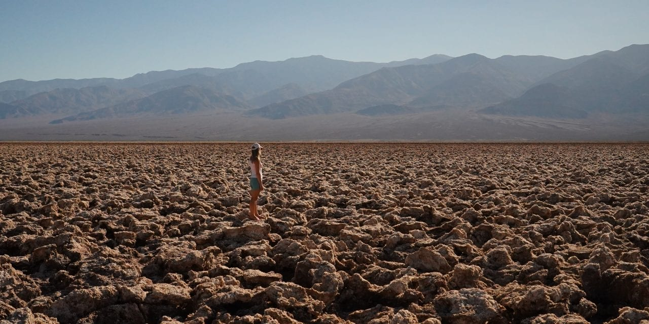 Death Valley – The Hottest, Driest and Lowest Place on Earth