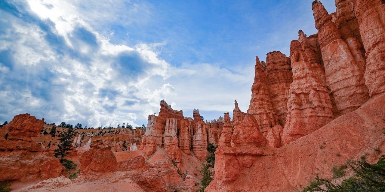 Hiking the Hoodoos in Bryce Canyon National Park, Utah