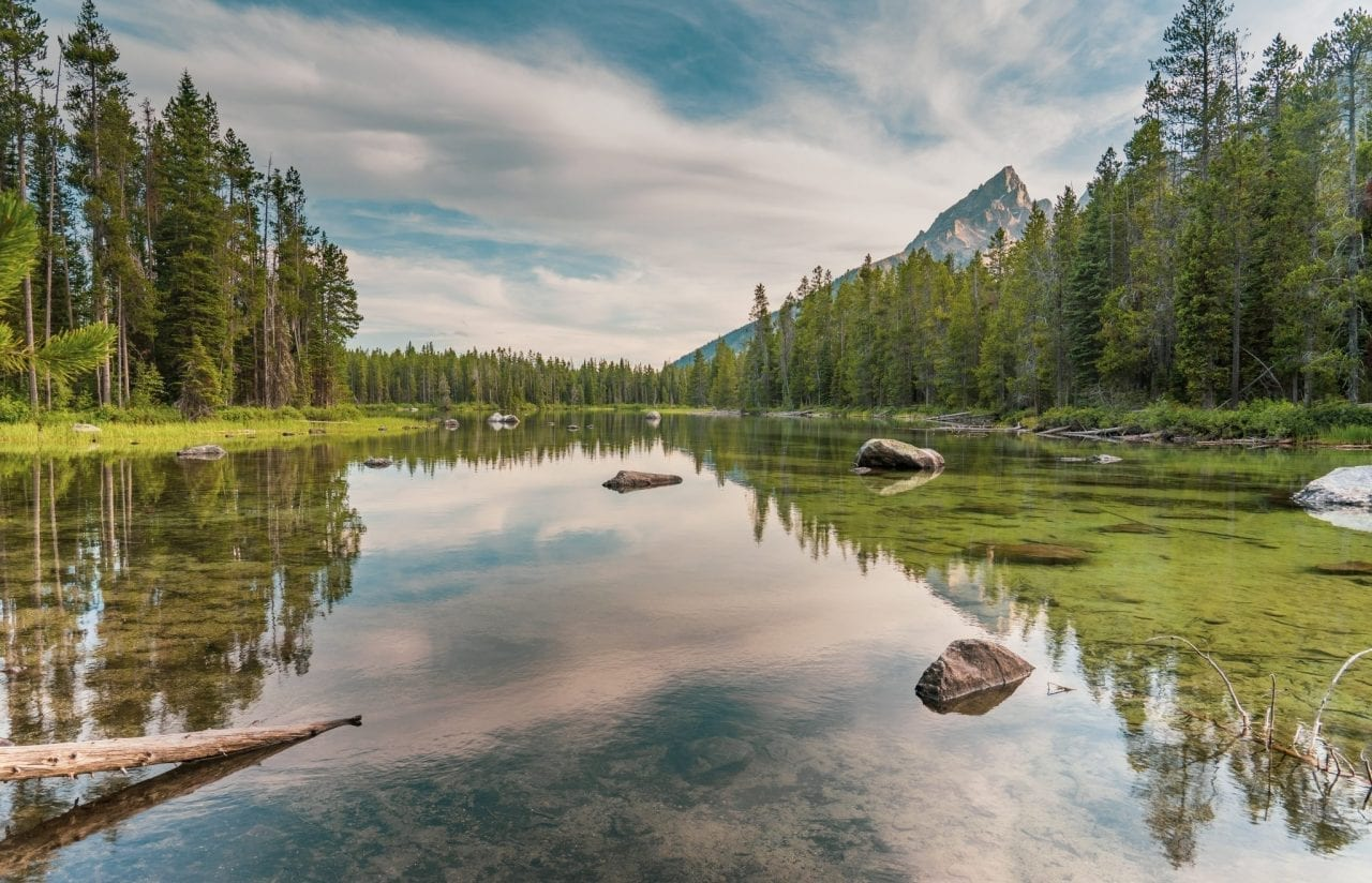 String Lake, Grand Teton National Park