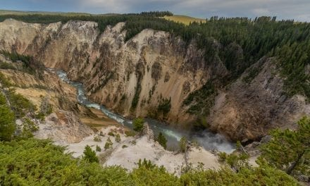 Hiking the Grand Canyon of Yellowstone National Park (VIDEO)