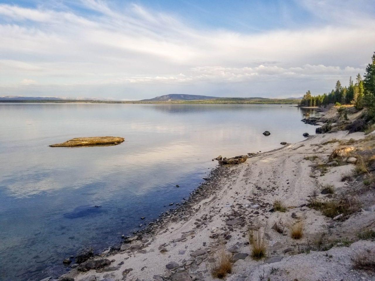Yellowstone Lakeshore